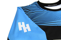 Stratus Long Sleeve GK jersey with #1 /Heroes & Hooligans Collobaration