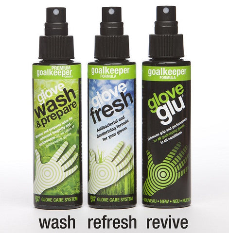 Glove Glu Tri Pack - Warehouse Relocation - Free shipping within the USA until April 10th