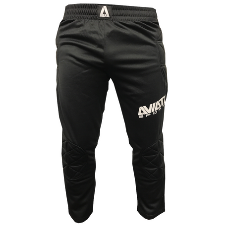 Exo-Skel Euro Full Pants Padded Black