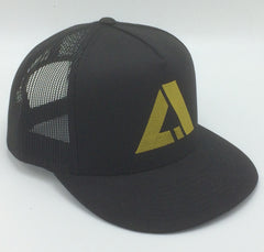 "Ateam Classic Snapback Bring Your ""A"" Game Logo"