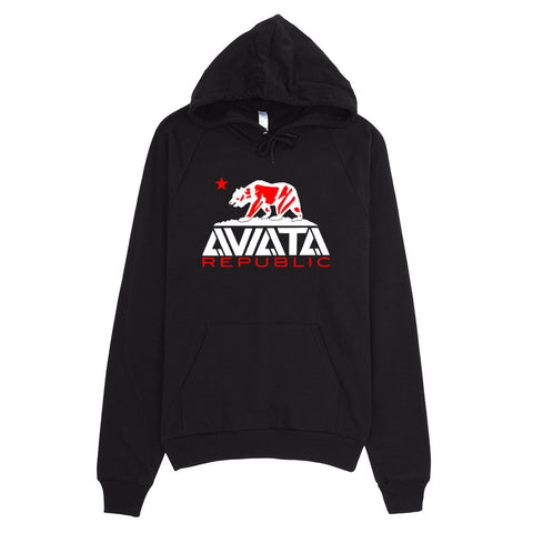 Ateam Aviata Republic Hoodie Cali Love Edition*