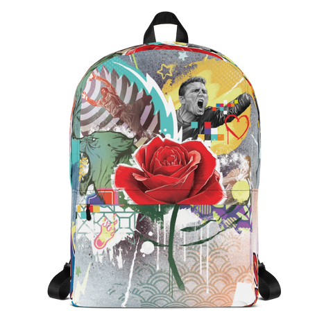 65 roses backpack