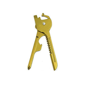 Key Chain Style  Multi Purpose Opener/Screwdriver