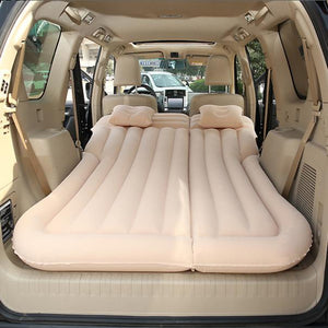 2-Person Inflatable Interior Car Mattress For SUV'S