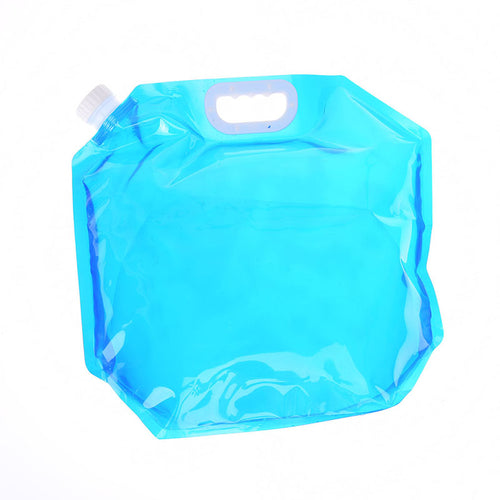10l Collapsible Drinking  Bag For Outdoor Use
