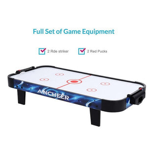 Sports & Entertainment 40inch Top Air Hockey Table Electric Powered