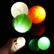 Load image into Gallery viewer, Pet Dog Toys Glowing Ball USB Charging Function Recycling Pet Dog Bite Durable Toy Interactive Chew Supplies