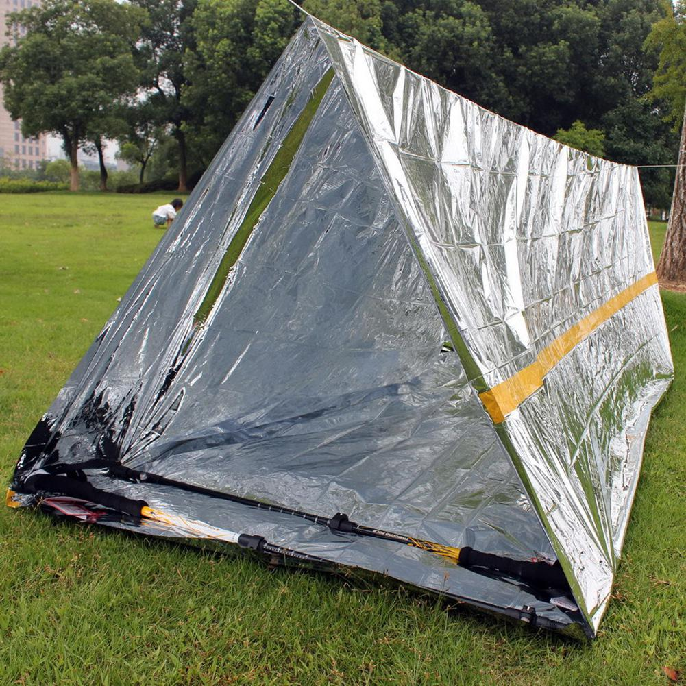 2.4 * 1.5 * 0.9 M Emergency reflective tent