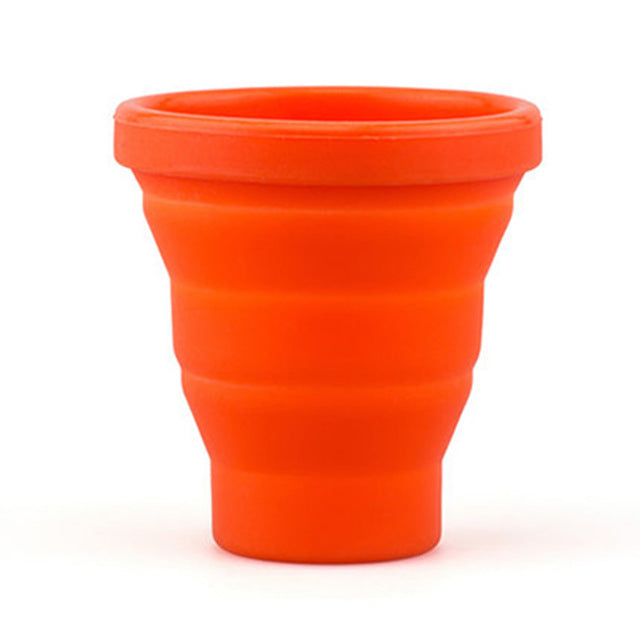 200ml Silicon Collapsible Cup