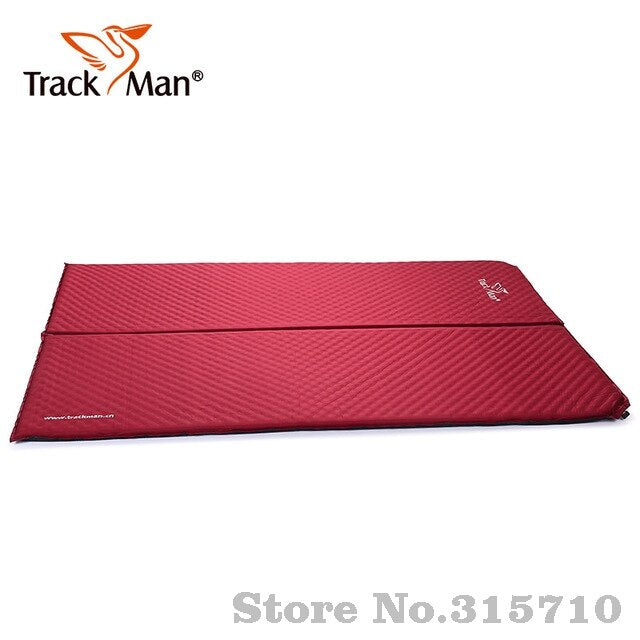 2-Person Self-Inflating Moisture Proof Mat-With Pillow