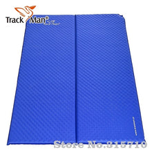 Load image into Gallery viewer, 2-Person Self-Inflating Moisture Proof Mat-With Pillow
