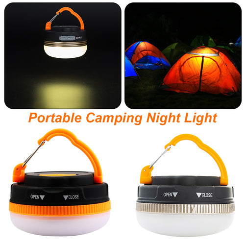 180 Lumens Portable LED Hangable Emergency Lantern