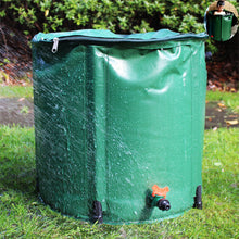 Load image into Gallery viewer, 98L PVC Collapsible Rain Barrel With RUNOFF vSLVE
