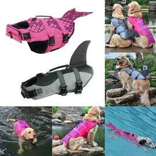 Load image into Gallery viewer, Shark!  Pet Life Jacket
