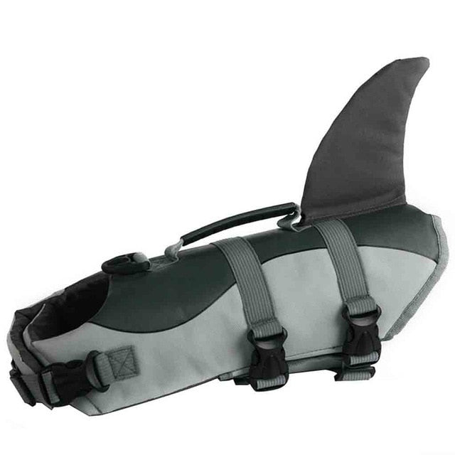 Shark!  Pet Life Jacket