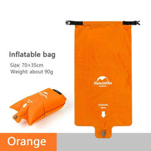 Load image into Gallery viewer, Waterproof Inflatable Dry Sack For Air Mattresses/Pads