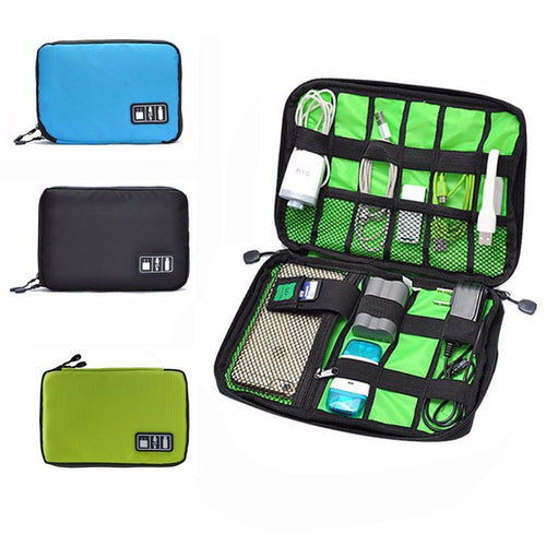 Waterproof Nylon Electronics Organizer