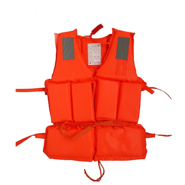 All Purpose Adjustable Life Jacket/Flotation Device