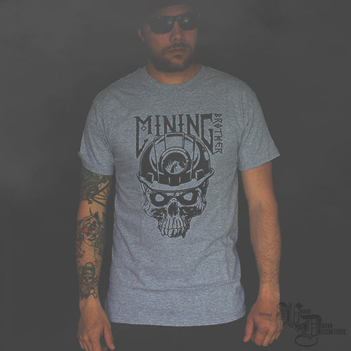 TEE SHIRT MINING BROTHER