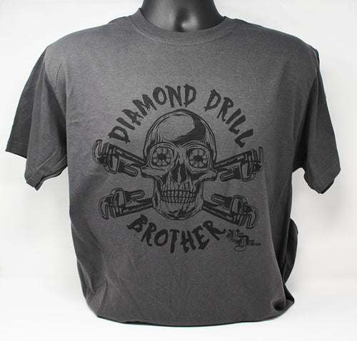 T-SHIRT DIAMOND DRILL BROTHER