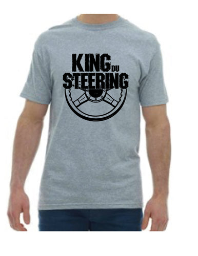 T-SHIRT KING DU STEERING