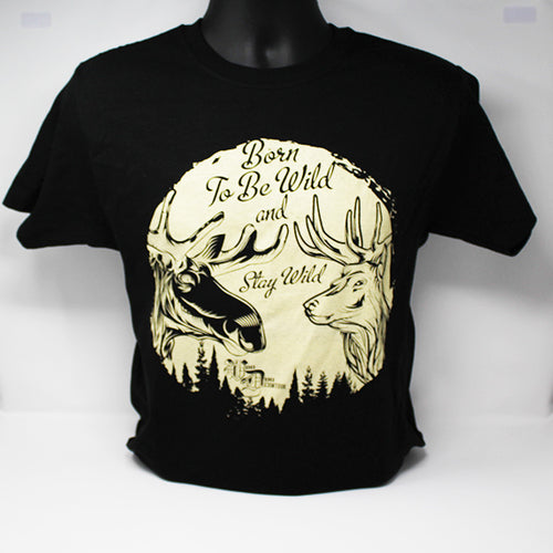 # NEW T-shirt STAY WILD