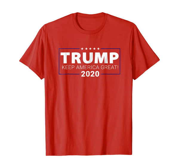 Trump 2020 Keep America Great KAG Shirt