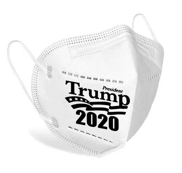Donald Trump 2020 - Keep America Great - Face Mask