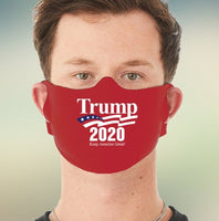Donald Trump Red  KAG 2020 Face Mask