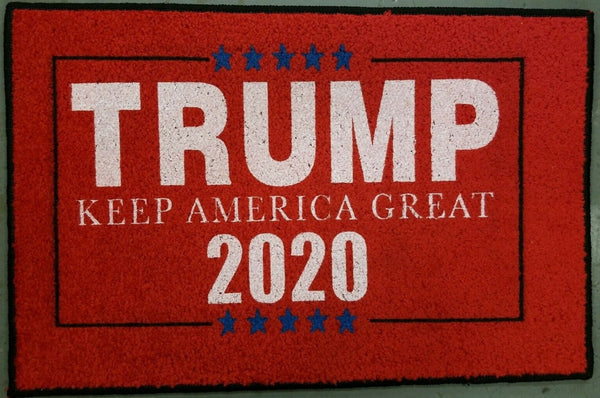 Trump Front Door Mat