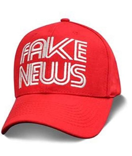 Fake News - CNN Font Hat