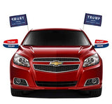 Trump Vehicle Flags and Mirror Covers Fits Any Car or Truck