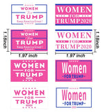 Women for Trump Stickers - Pack of 500 Stickers