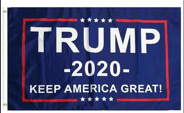 Trump 2020 President Donald 2020 Flag Keep America Great
