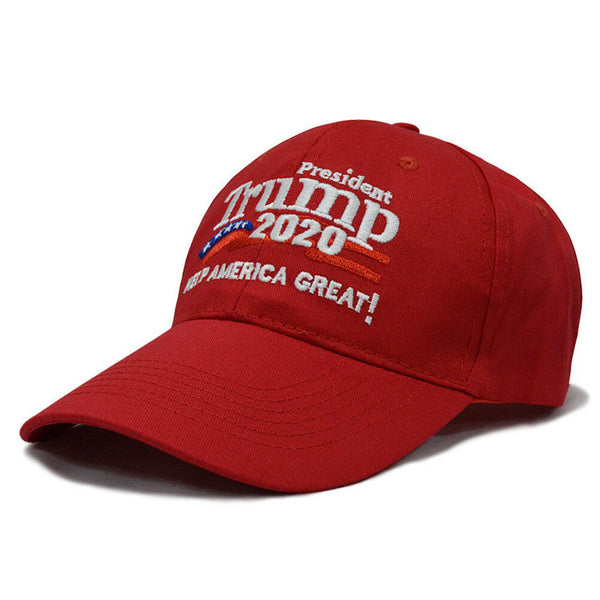President Trump red Hat Republican Right Keep America Great USA Flag Sticker