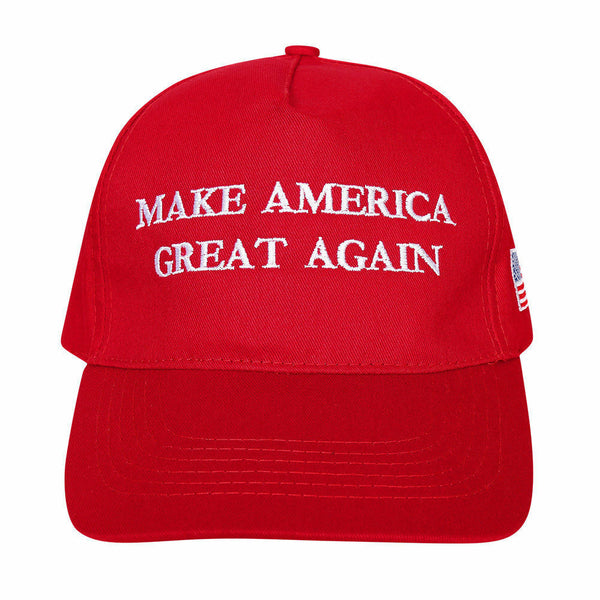 Red Make America Great Again Hat - MAGA CAP