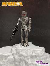 Load image into Gallery viewer, Novatron Action Figures Wave 1 - Nova Centurion