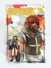 Load image into Gallery viewer, Novatron Action Figures - Savage Hadar