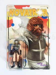 Novatron Action Figures - Savage Hadar