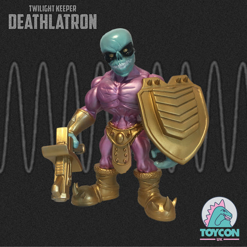 Twilight Keeper Deathlatron - Toy Con 2020 Exclusive