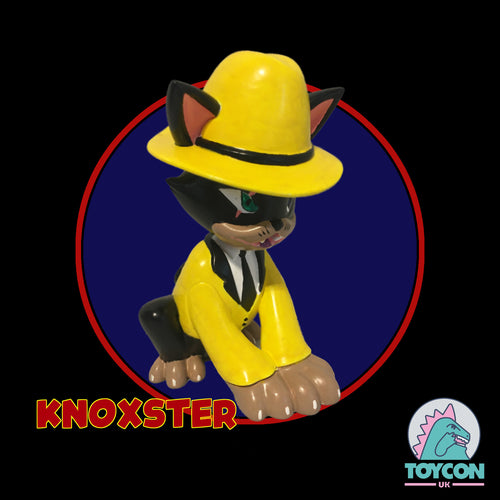 Detective Knoxster - Toy Con 2020 Exclusive