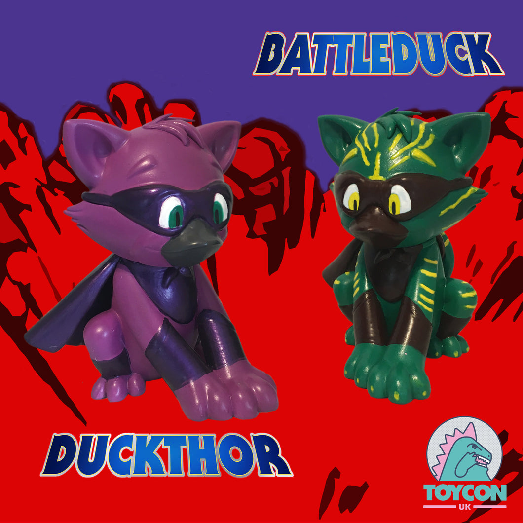 Battle Duck - Toy Con 2020 Exclusive