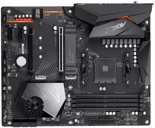 GIGABYTE X570 AORUS ELITE WIFI (rev. 1.0)