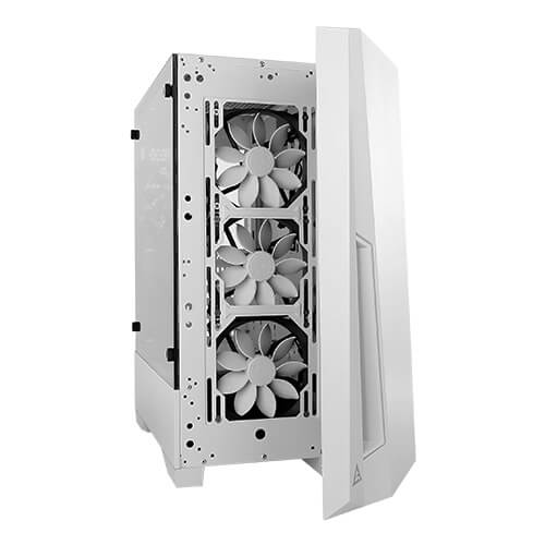 Antec Dark Phantom DP501 ATX Mid Tower Gaming Case White