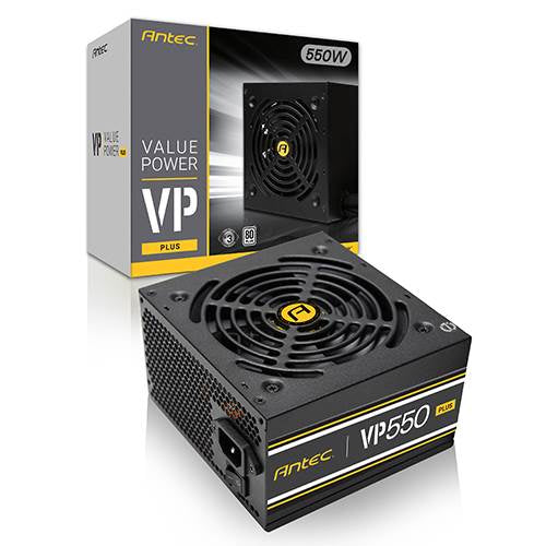 Antec Value Power VP550P Plus Power Supply