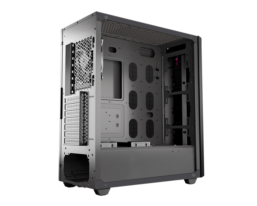 COUGAR Gemini S Iron-Gray Gaming Mid Tower Casing