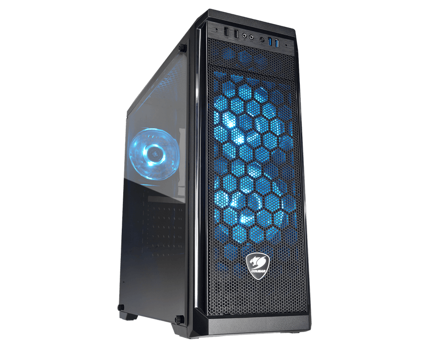 COUGAR MX330-G Air - Mid Tower Gaming Casing