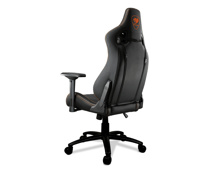 Cougar Armor S Black Gaming Chair