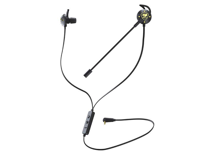 Cougar Attila Lightweight Gaming Earbuds