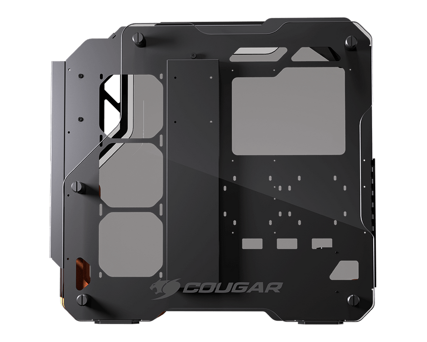 Cougar BLAZER Aluminum Open-frame Gaming Mid Tower Casing